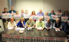 Más de 40 autobuses listos para la marcha de las pensiones del sábado