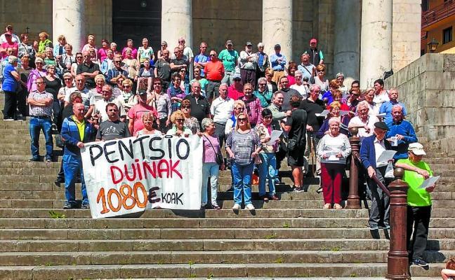 Anaiarte organiza un autobús para ir este sábado a la movilización de Eibar
