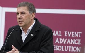 Otegi considera que ayer el PNV «no representó a la mayoría del pueblo vasco»