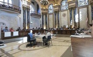 El pleno de San Sebastián, en directo