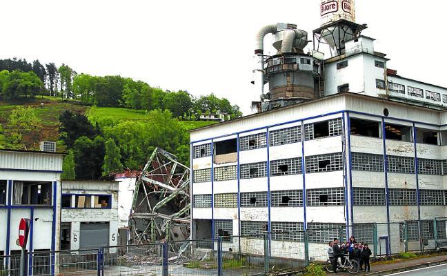 La fábrica de Bilore se convertirá en almacén de una empresa siderúrgica