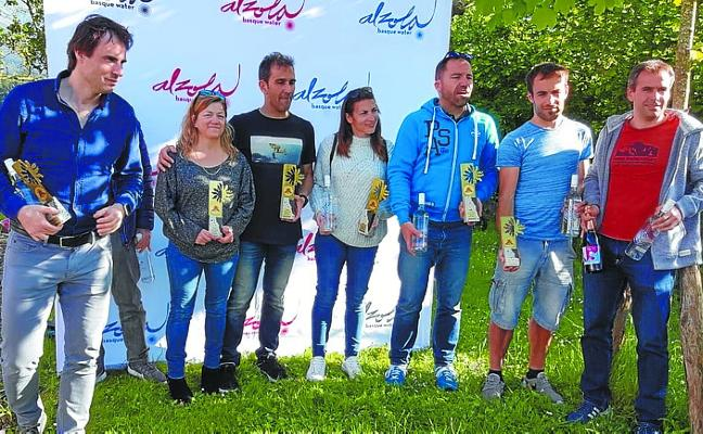 Victorias de Ferreiro y Senderos en el torneo de Ake-Squash