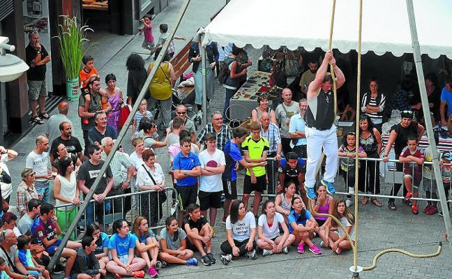 Un fin de semana cargado de citas con la celebración de Euskal Jaia