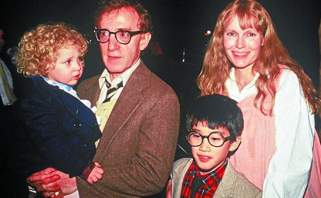 Woody Allen, salvado por su hijo