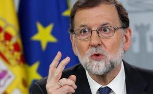 Rajoy no irá a la final de la Liga de Campeones por la situación política