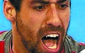 El pivote Esteban Salinas, segundo fichaje del Bidasoa-Irun