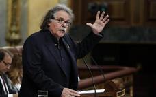 ERC reitera su apoyo a la moción de censura del PSOE pero lamenta su tardanza