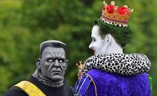 Los mejores cosplays se dan cita en Londres
