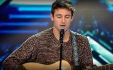 Asier, el vasco que ha conquistado a Laura Pausini en 'Factor X'
