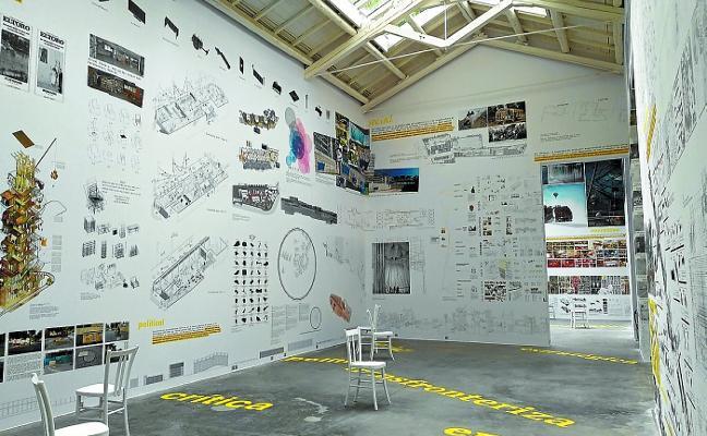 El espíritu de Mugak se cuela en la Bienal de Arquitectura de Venecia