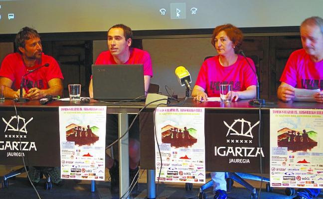 Llega la IX edición de la Tomás Salazar-Aizkorriko Bira