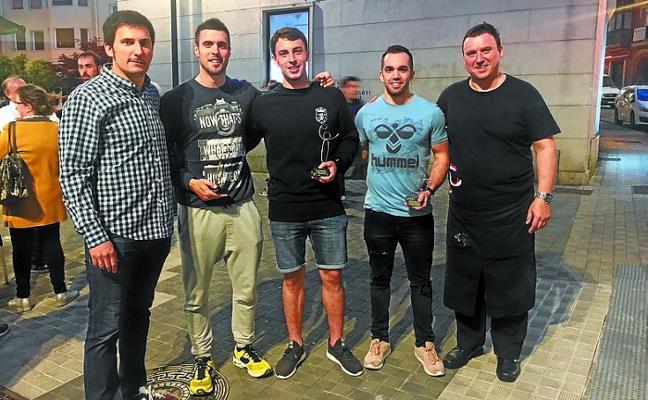 Kauldi Odriozola se lleva el 'II Trofeo Bar Mari Ostatua Bidasoa-Ranking'