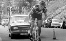 Muere el exciclista Andrés Gandarias a los 75 años
