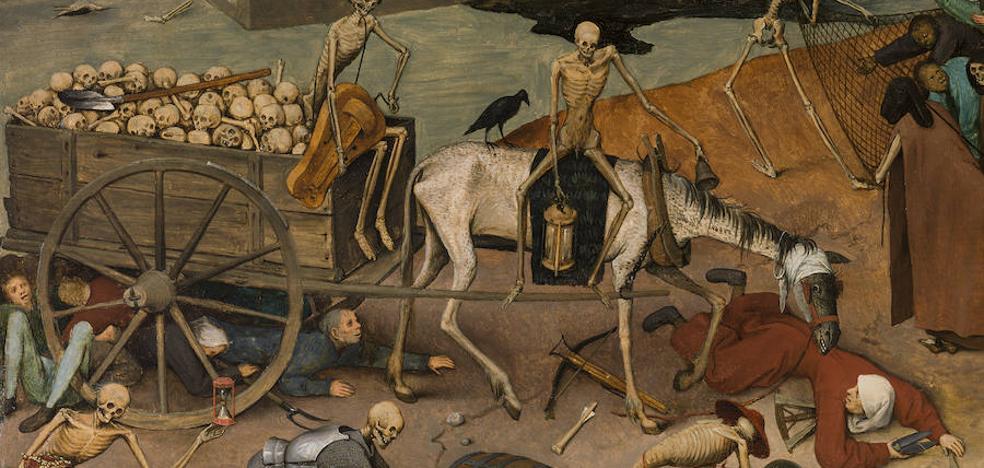 Larga vida para 'El triunfo de la Muerte'