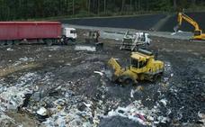 Gipuzkoa y Bizkaia se reúnen para tratar de acercar posturas sobre los residuos