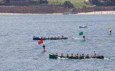 Las regatas de los domingos de la ACT se adelantan a las 11.45