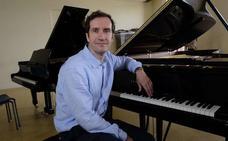 El pianista Nikolai Lugansky tocará hoy con la Sinfónica de Euskadi en el Kursaal
