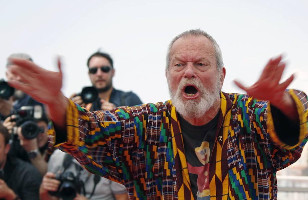 Terry Gilliam: «Lo único malo de los españoles es su orgullo»