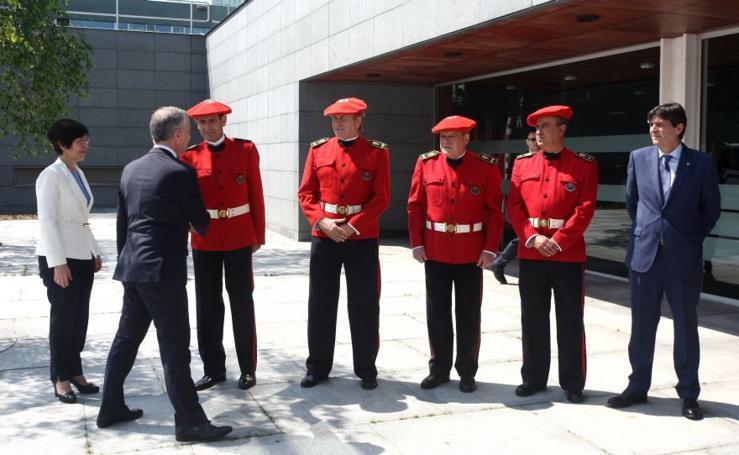 El museo de Arkaute tendrá un espacio para recordar a los agentes fallecidos