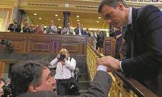 El PP sopesa ahora bloquear en el Senado algunas inversiones que acordó con el PNV