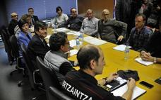 Los sindicatos de la Ertzaintza ERNE y Esan alcanzan un acuerdo con Seguridad