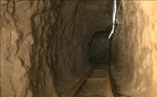 Viaje al interior de un túnel del narcotráfico