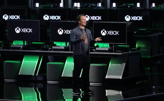 Phil Spencer, jefe de Xbox./Efe
