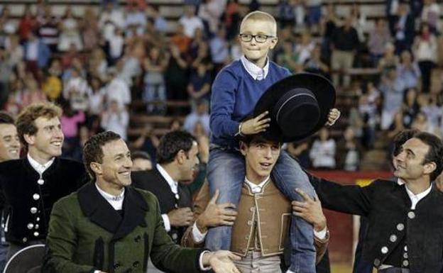 Festival benéfico por Adrián celebrado enl 8 de octubre de 2016. /Archivo