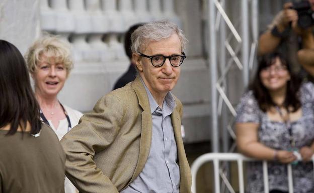 Escenarios & Sociedad: Woody Allen volverá a filmar en España