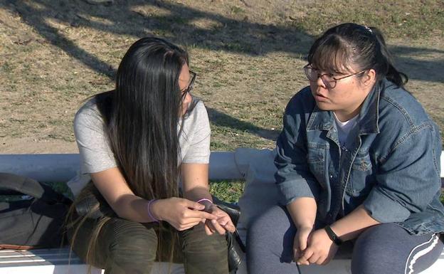 Una joven pide ayuda para encontrar a su compañera de orfanato