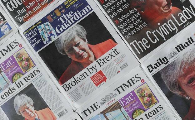 El futuro del Brexit tras elecciones europeas
