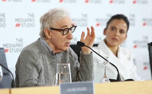 Woody Allen comienza hoy a rodar su nueva película