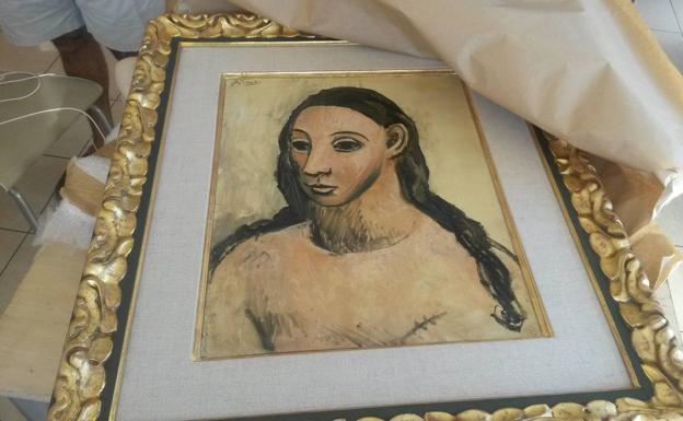 Jaime Botín, condenado por el contrabando de un Picasso