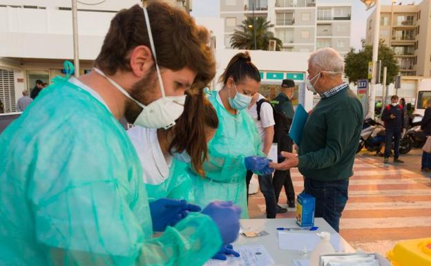 2.509 personas se recuperaron en las últimas 24 horas — Coronavirus en España