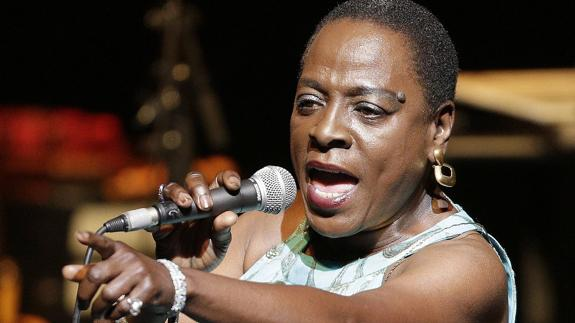 Sharon Jones. /