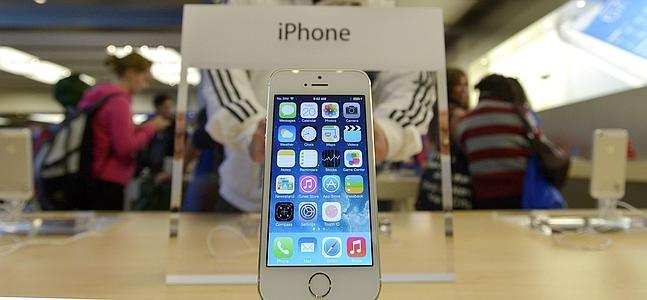 Las acciones de Apple se disparan tras vender 9 millones de iPhone