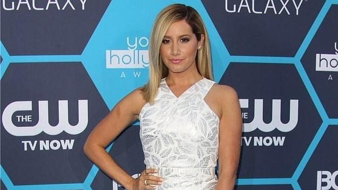 Ashley Tisdale, de princesa Disney a la lista Forbes