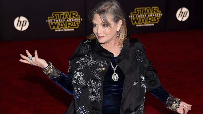 El primer Star Wars Day sin Carrie Fisher