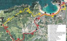Cambios en el recorrido de la Clásica San Sebastián