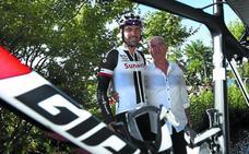 Dumoulin: «Todavía me falta ritmo de competición, pero estoy bien»