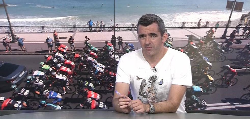 «Alaphilippe es el candidato número uno para ganar»