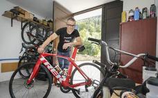 Irizar: «Dejar el Euskaltel y salir al extranjero fue la mejor decisión»