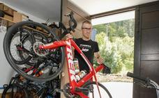Markel Irizar: «Es un halago que me recuerden más por mi forma de ser que por lo que he hecho en la bici»