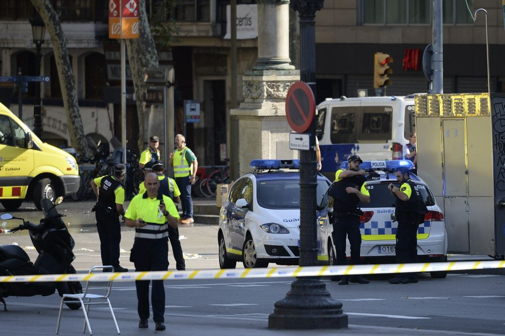 Atentados yihadistas en Cataluña