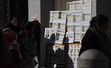 Un jubilado inglés descubre hoy, casi por casualidad, que ganó 75.000 euros en el 'Niño'