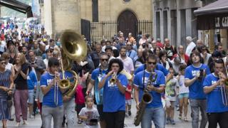 Broken Brothers Brass Band anima las calles