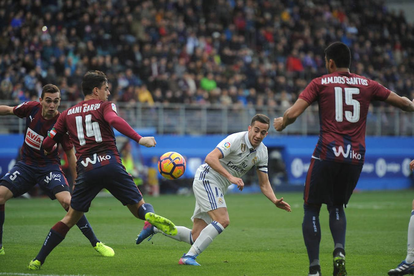 Eibar 1 - 4 Real Madrid