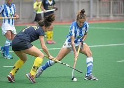 La Real cae ante el Reading ingl�s en la final del Eurohockey