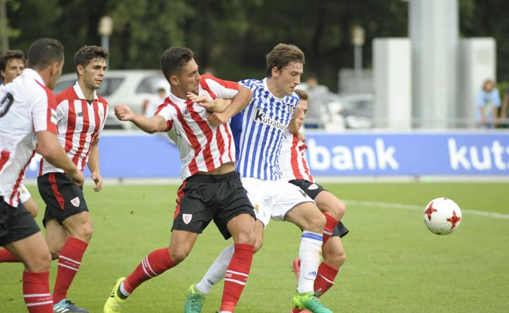 El Sanse debuta con derrota en Zubieta (0-3)