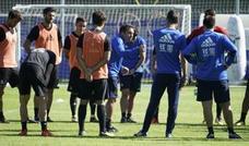 La Real Sociedad viaja a Macedonia con Iñigo, pero sin Juanmi ni Odriozola